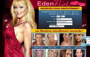 Silvia Saint est sur EdenFlirt :)